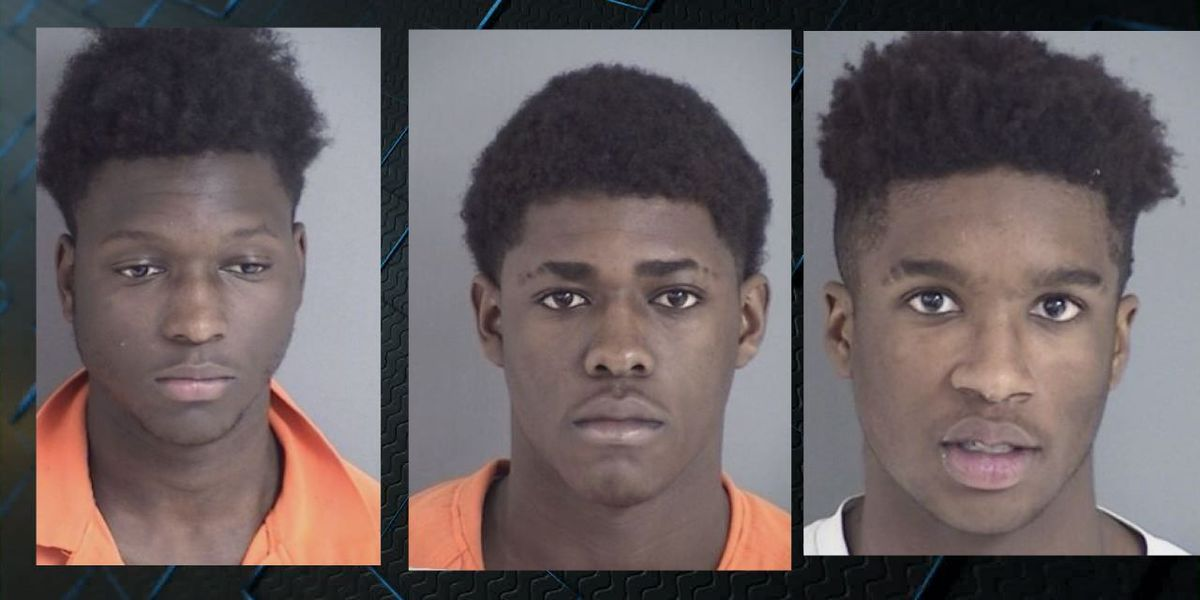 4 suspects arrested in Lufkin Family Dollar robbery