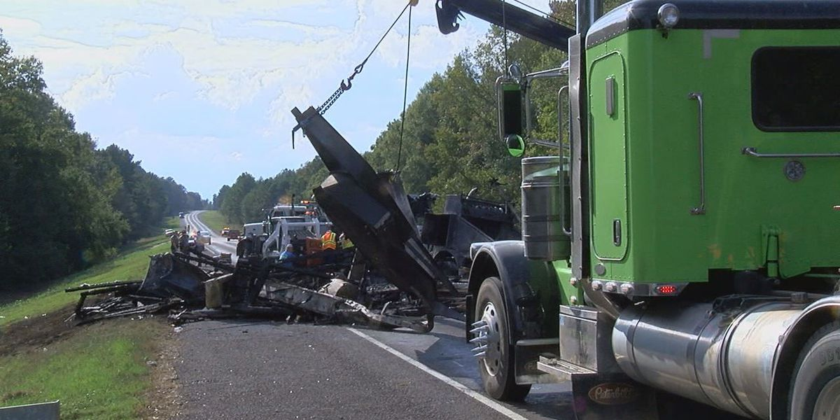 Copy-DPS identifies driver killed in Anderson County 18-wheeler collision