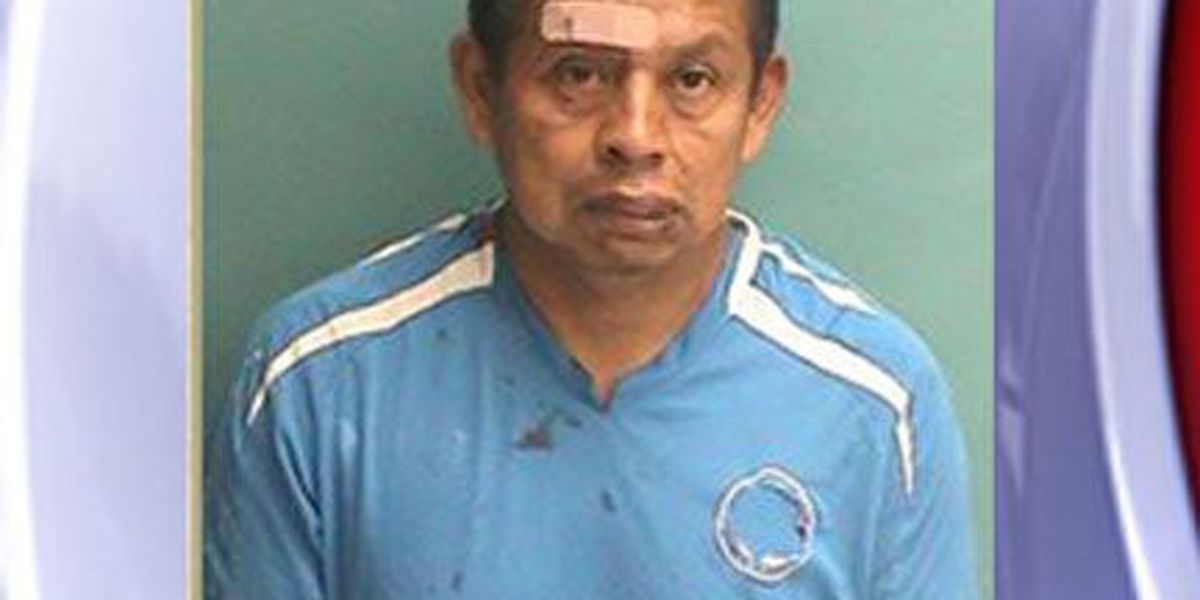 Affidavit: Nacogdoches man tied up, sexually assaulted 7-year-old girl