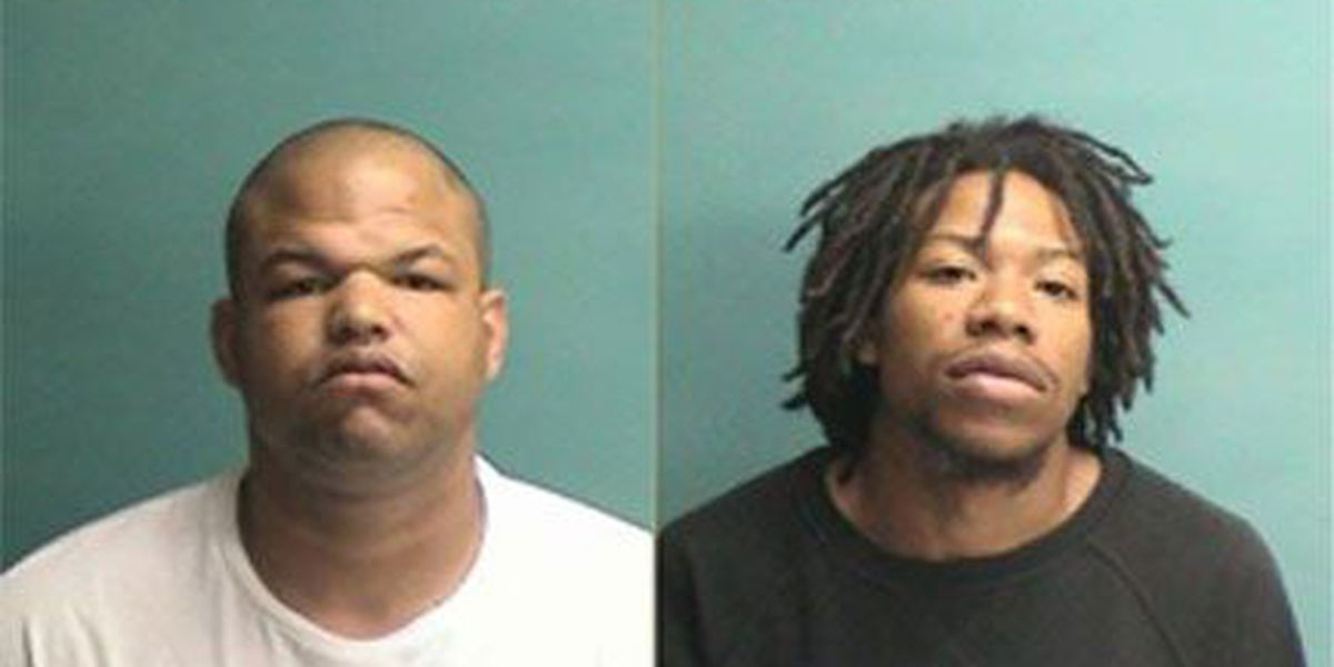 Nacogdoches Co. Sheriff's Office traffic stop results in 2 arrests, seizure of 13 lbs. of weed
