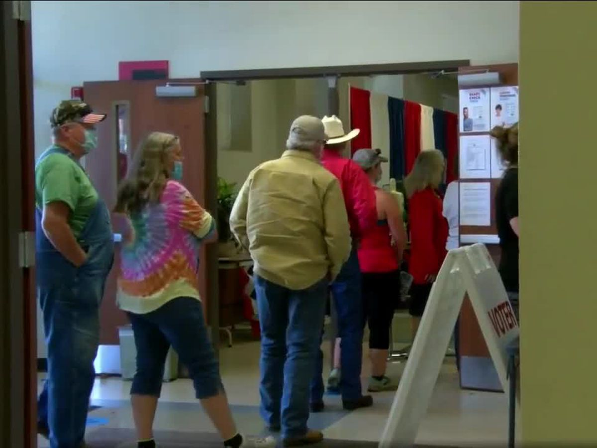Elections administrator wowed by record-high early voting turnout in Texas