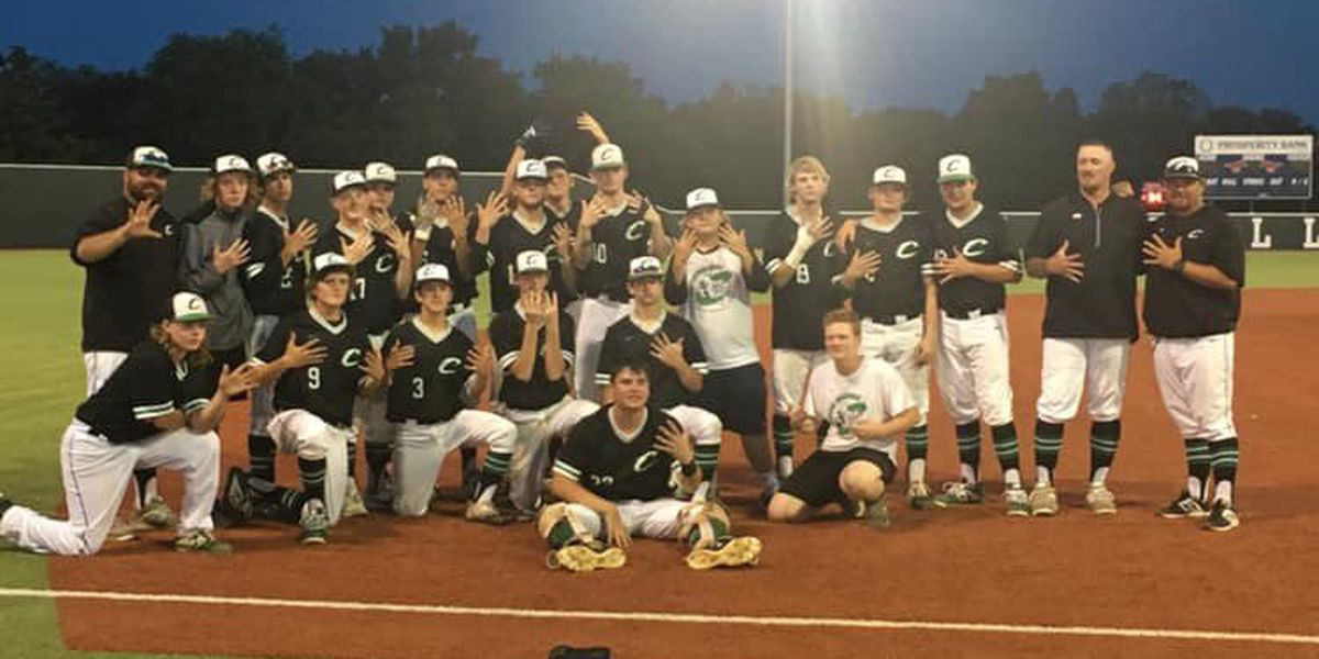 Central baseball in 3A Regional Final for first time since 1983
