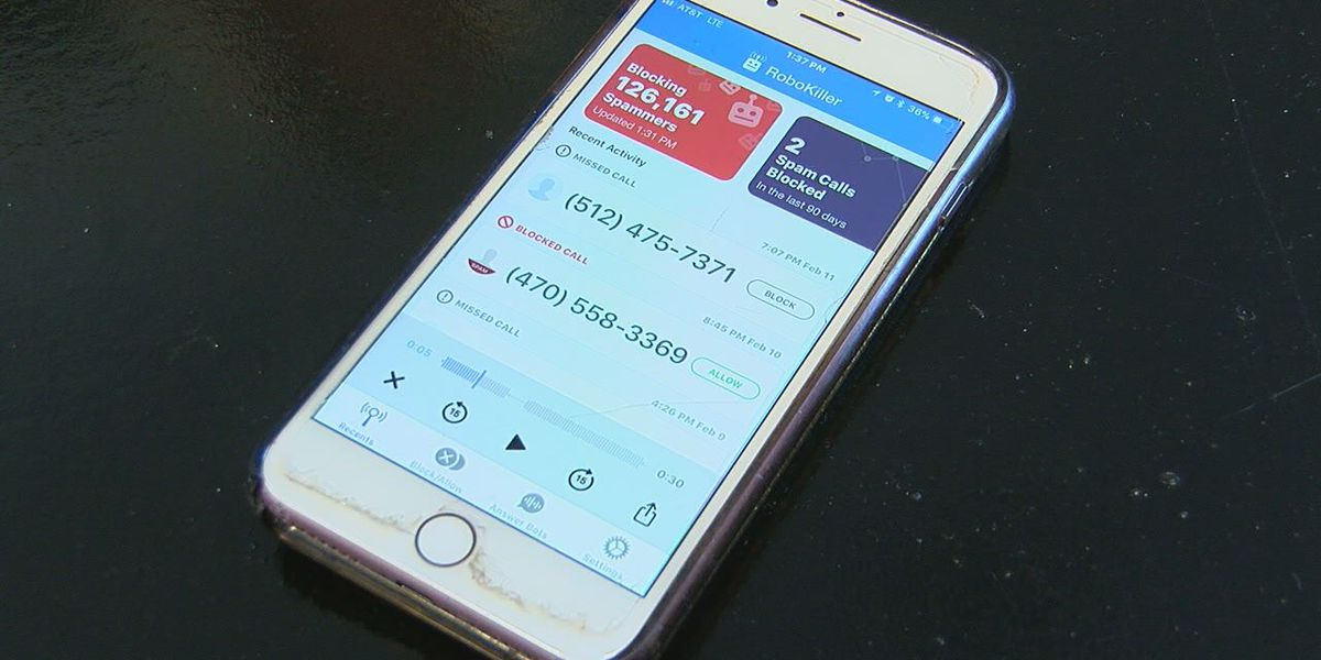 Robocall blocking app may intercept important calls