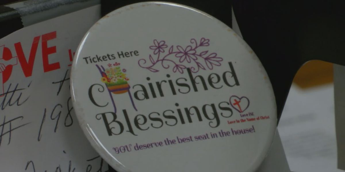'Chairished Blessings' in Nacogdoches to make dollars for Love INC