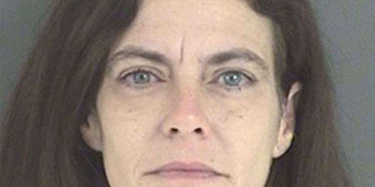 Huntington woman who molested boy at party back in jail
