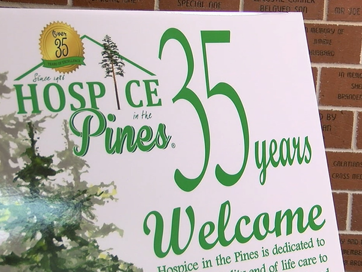 Hospice in the Pines celebrates 35 years of service in the community