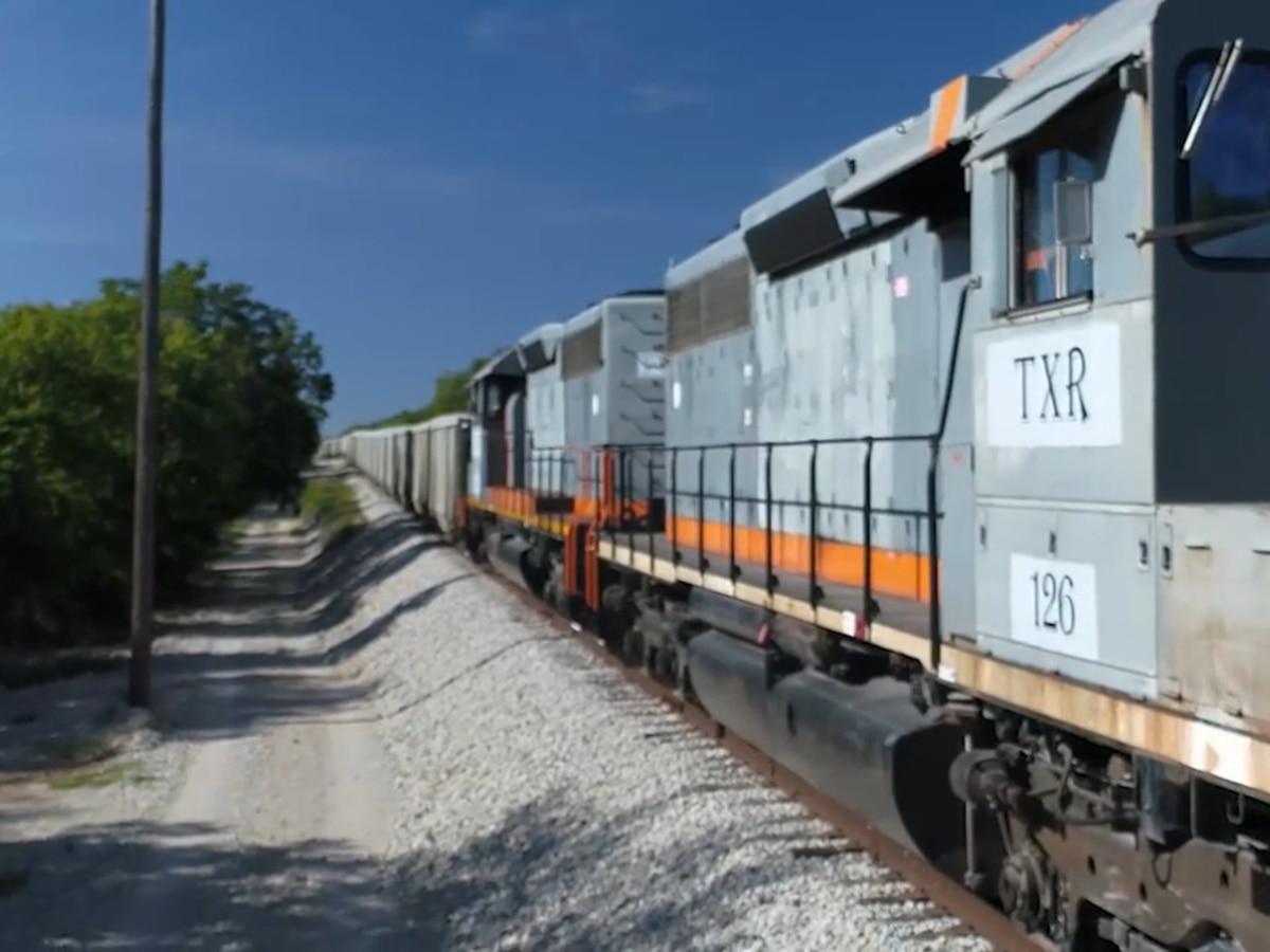Senator John Cornyn announces $4.1 million federal grant for Texas North Western Railway Company