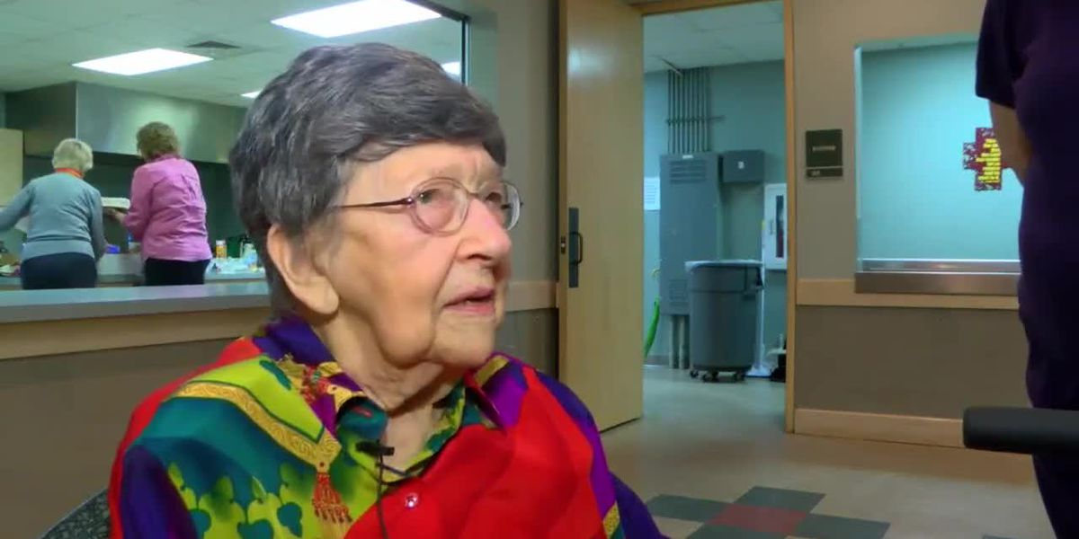 Longview Woman Celebrates 100th Birthday