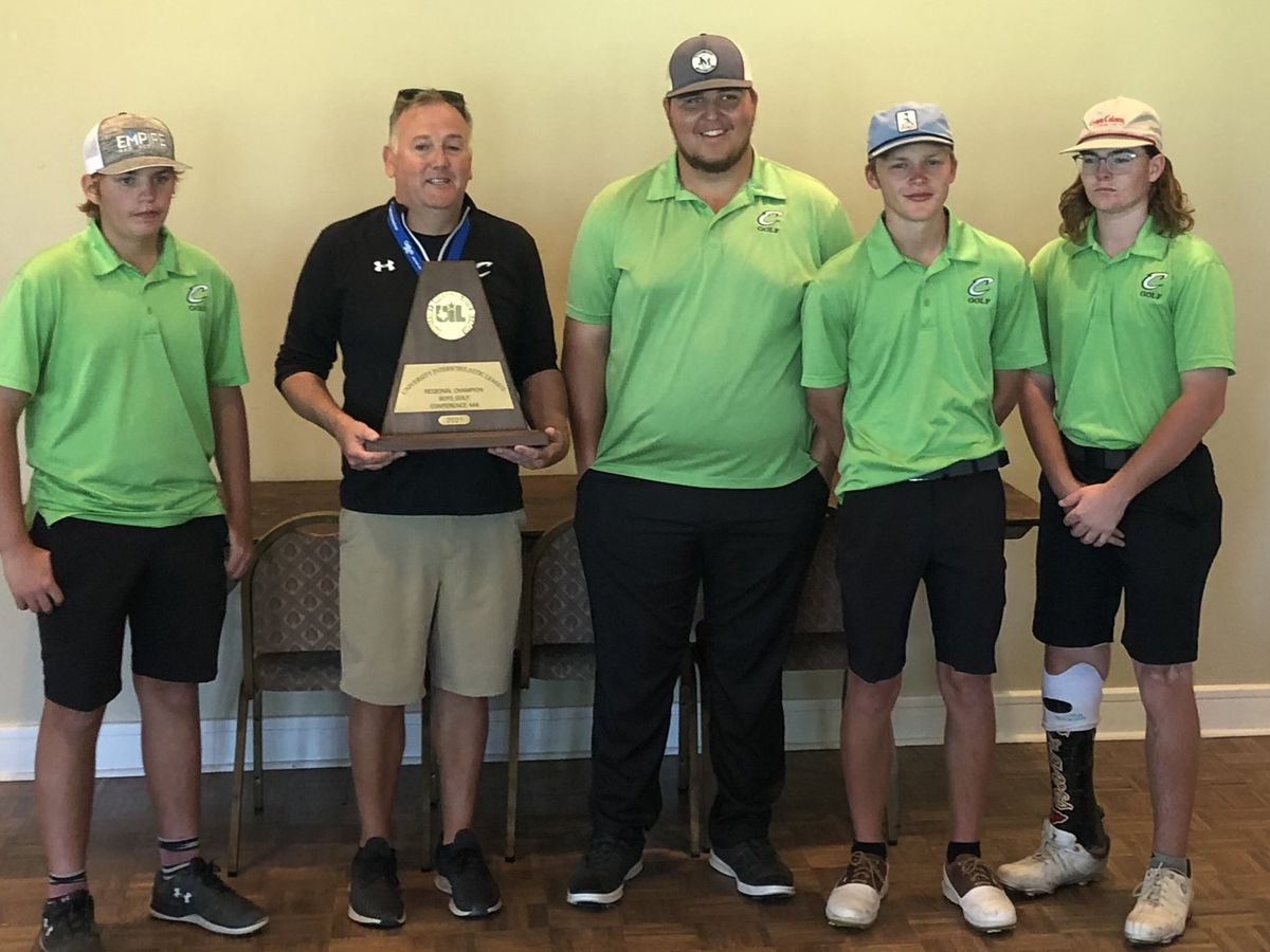 Central Golf looking to bring home state title