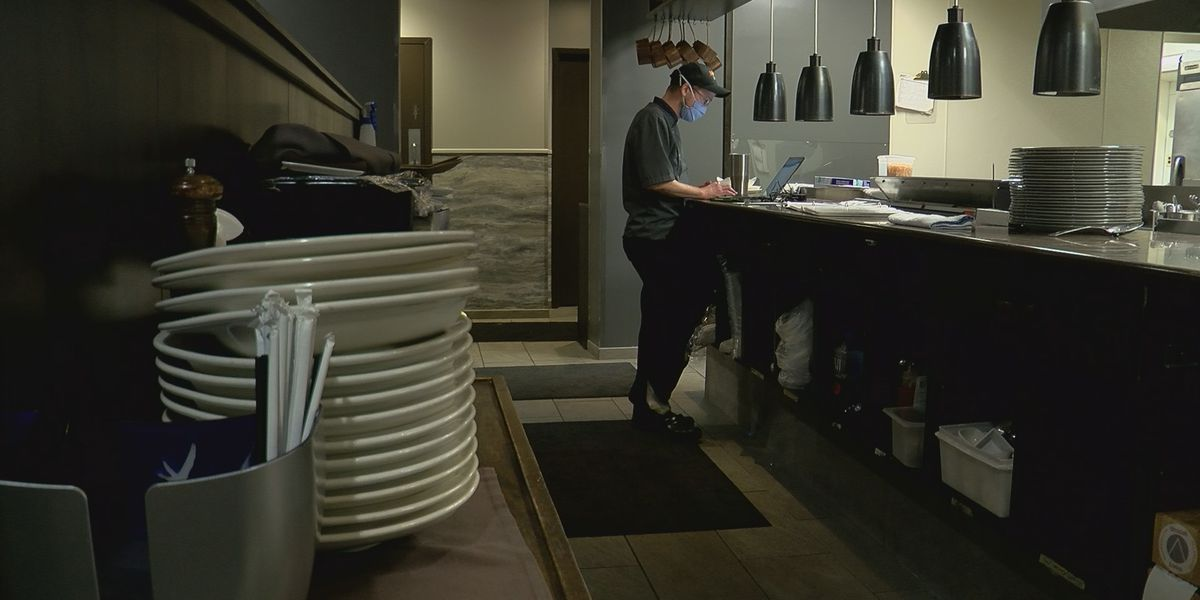 Texas restaurants, other businesses allowed to open at 75% capacity beginning Monday