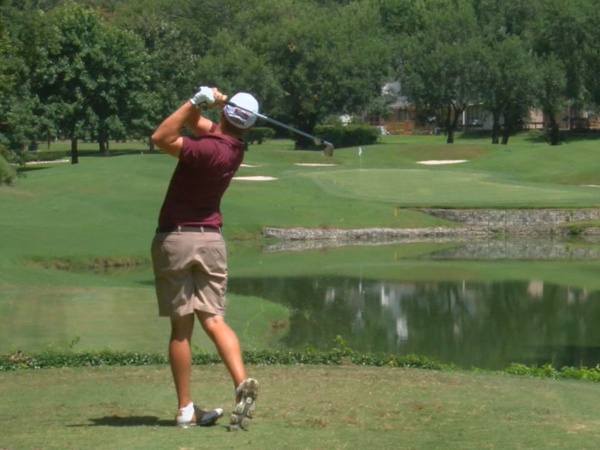 Final round showdown set after wild round 3 at Southside Bank Open