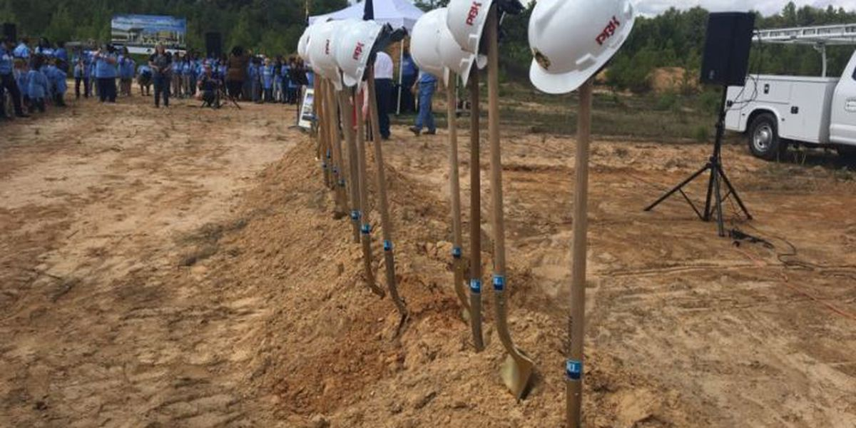 Nacogdoches ISD holds groundbreaking for new elementary school