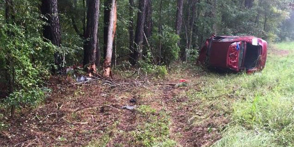 San Augustine High student killed in 1-vehicle wreck
