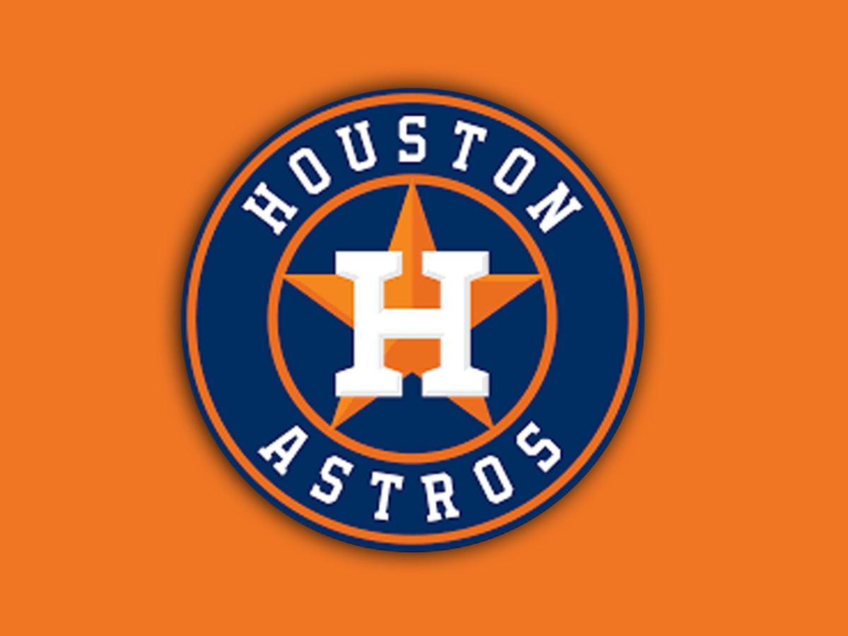 Astros clinch 3rd AL West title