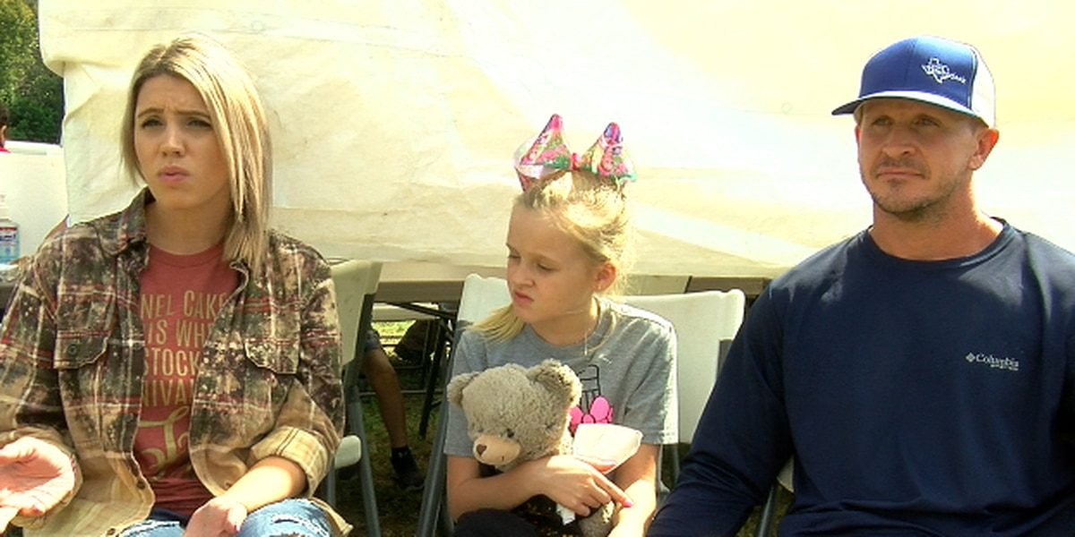 Nacogdoches County Sheriff's Office holds fund raiser for child diagnosed with cancer