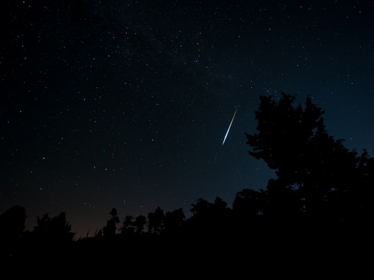 Perseid Meteor Shower continues tonight; best viewing between midnight and 1 a.m.