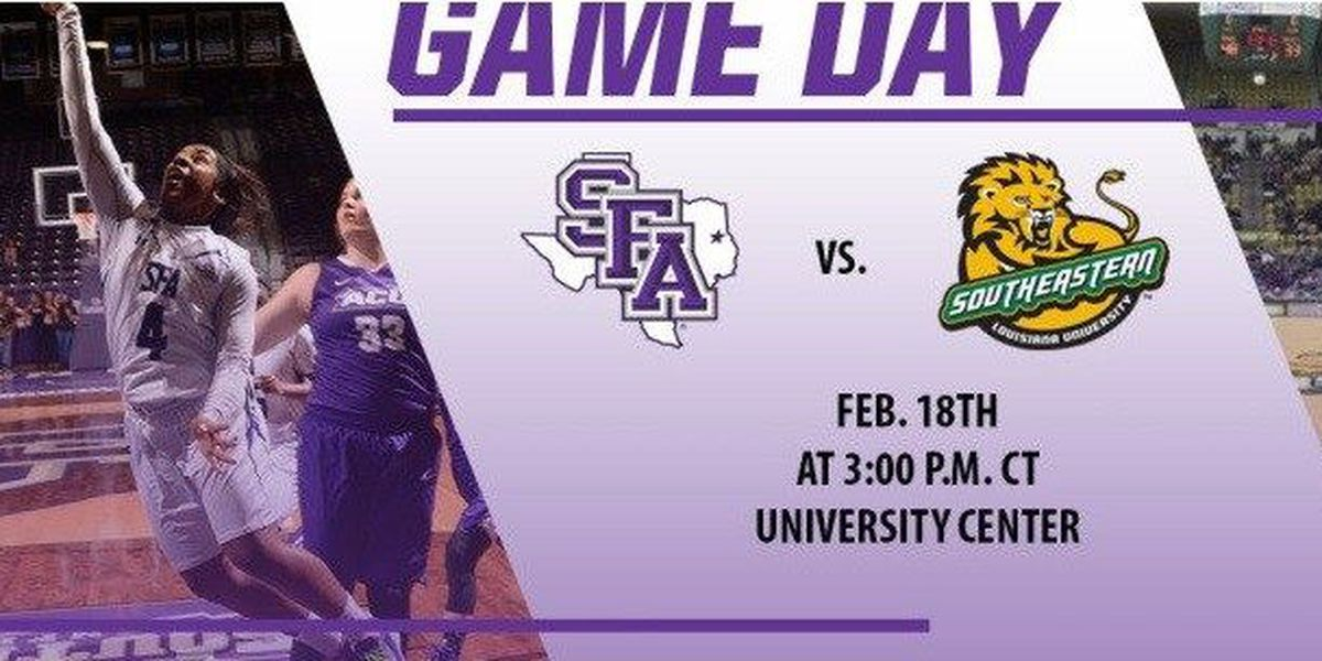 Ladyjacks on the road to Hammond, La. for Saturday game against Southeastern
