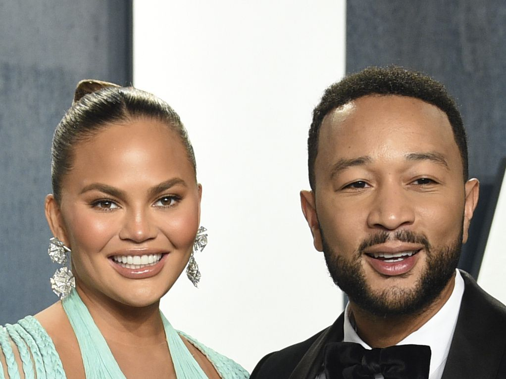 Chrissy Teigen and John Legend grieve their miscarriage