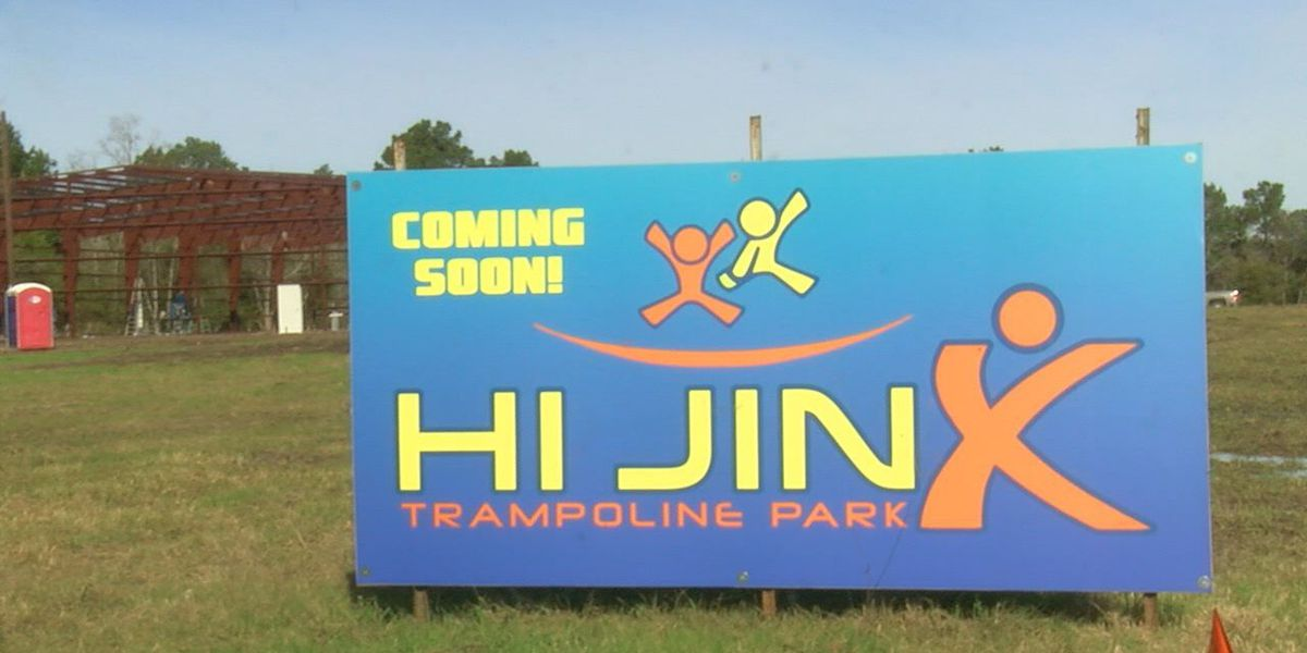 Angelina County to get first indoor trampoline park