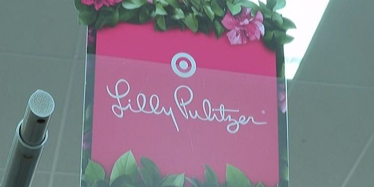 ETX shoppers clear out Lufkin Target's Lilly Pulitzer collection