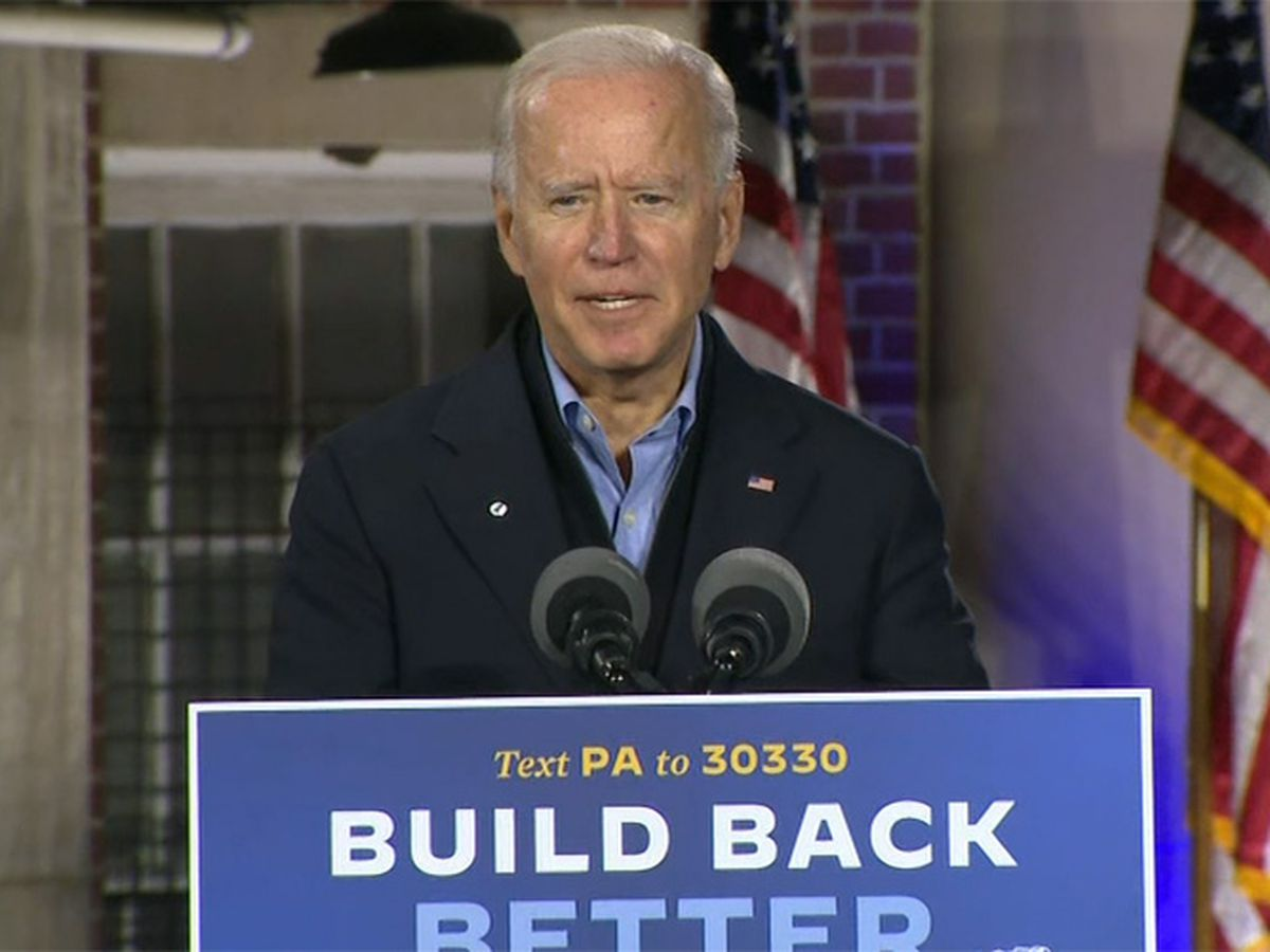 Biden poised to launch in-person canvassing in key states