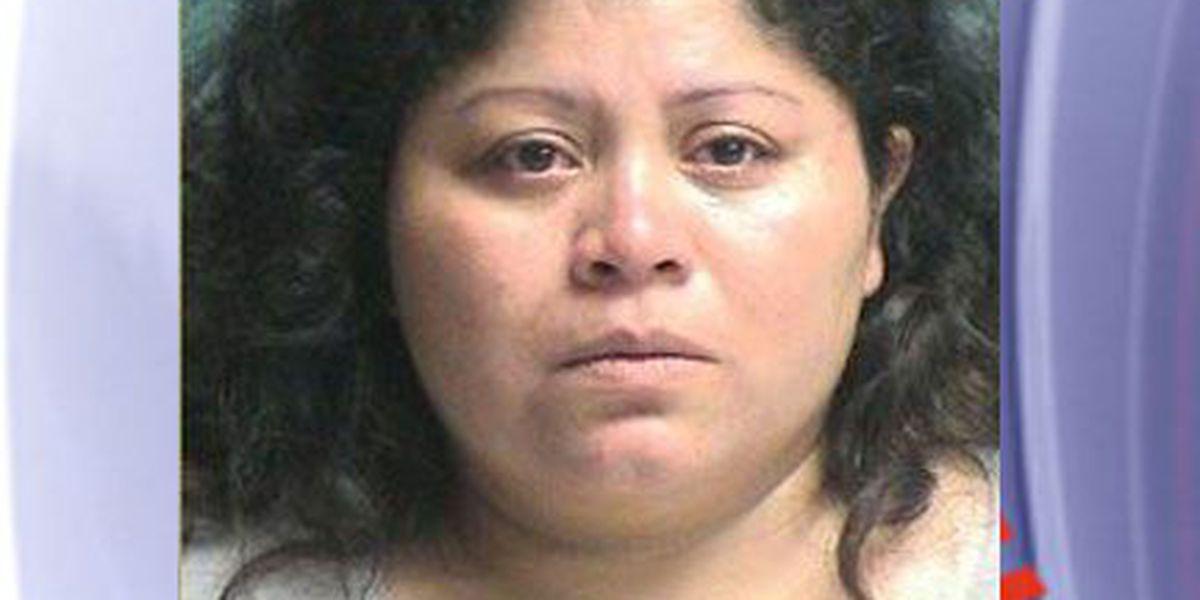 Affidavit: Nacogdoches County woman brandished knife when she assaulted boyfriend