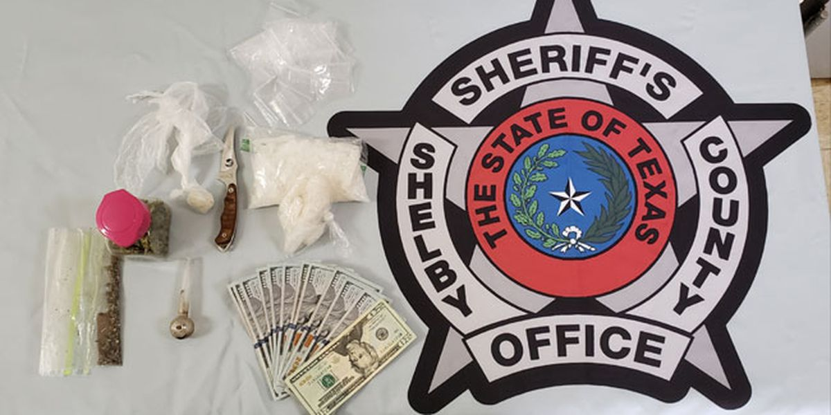 Shelby County Sheriff's Office: Tip leads to 2 felony arrests, seizure of drugs, cash