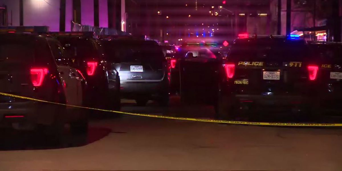 Police: 2 dead in Texas club shooting, suspect arrested