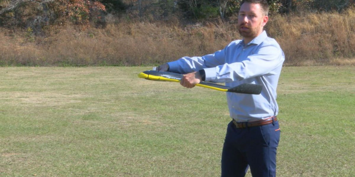 Hydrex Drone Division in Nacogdoches helps in hurricane recovery