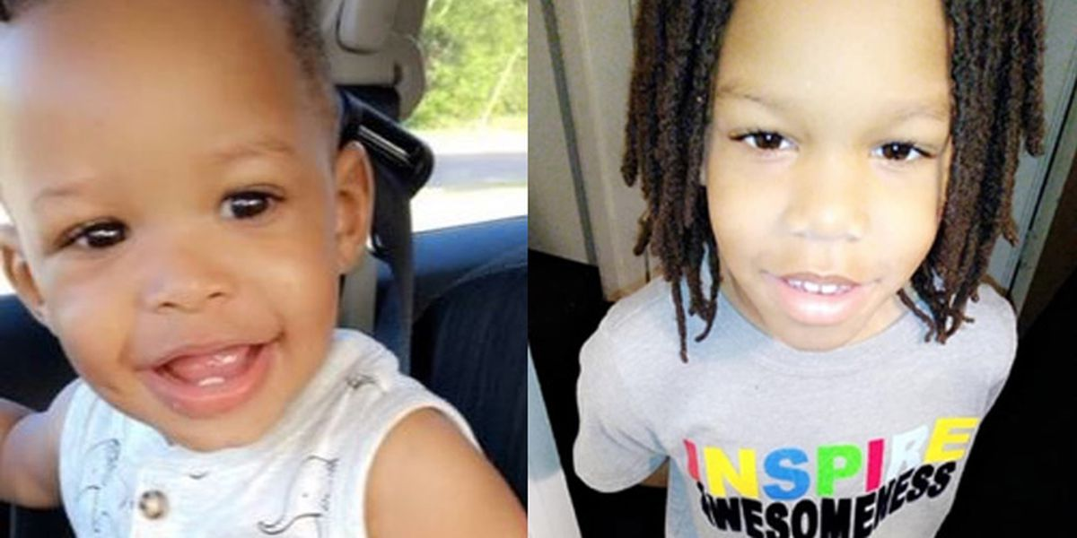 Amber Alert over: Boys ages 2 and 7 found, police say