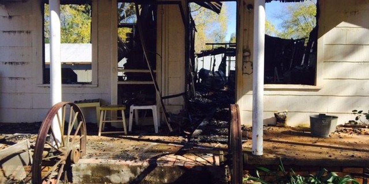 Douglass woman dies in house fire