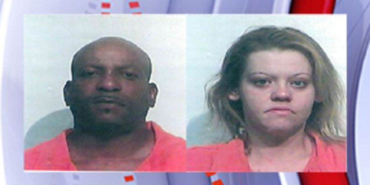 Center couple arrested after 4-year-old daughter tests positive for meth