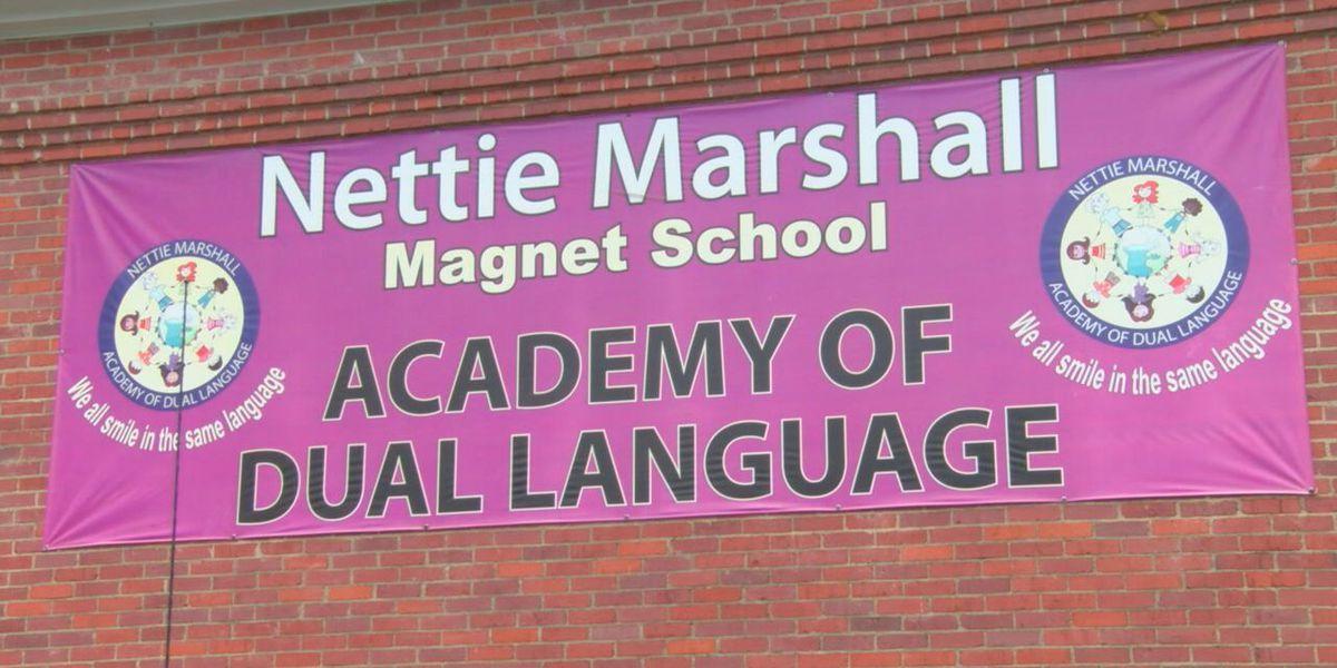 NISD's Nettie Marshall campus will remain dual-language magnet school
