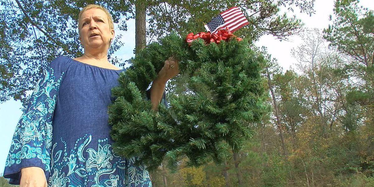 Lufkin American Legion short on wreaths for annual tradition