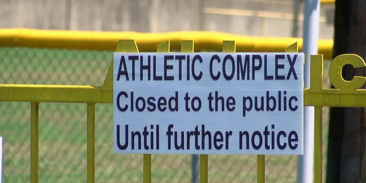 City holds meeting to discuss resolving ADA compliance issues at Palestine Athletic Complex