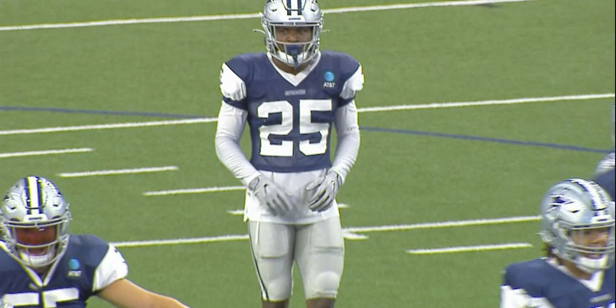 Cowboys safety Xavier Woods not bothered by Earl Thomas rumors