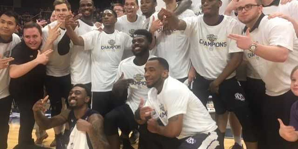 SFA to face Texas Tech in Dallas to open NCAA tournament