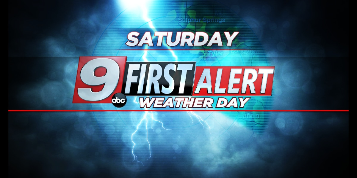 First Alert Weather Day declared for Friday night/Saturday morning