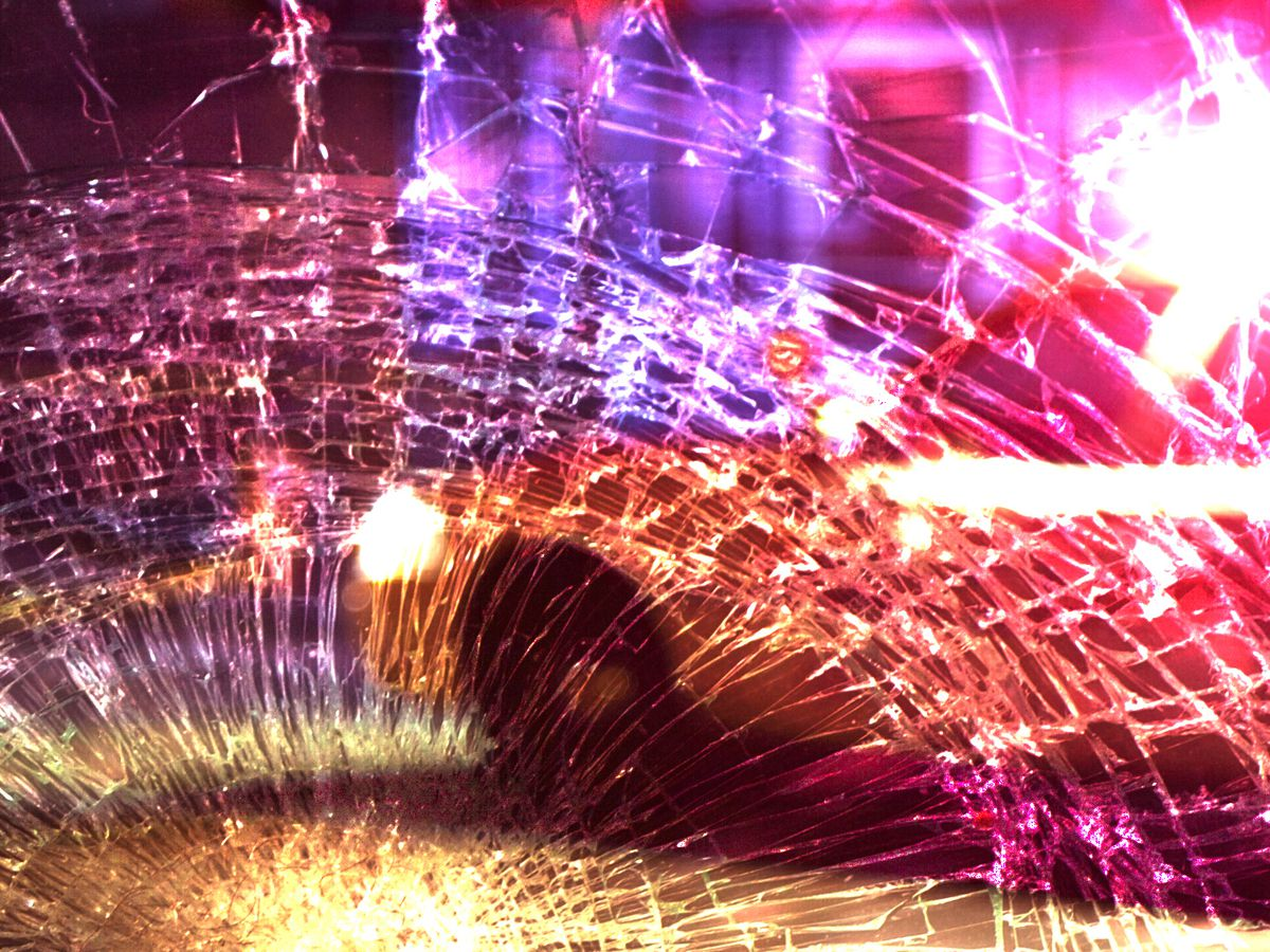 Woman flown to area hospital after Jasper County wreck involving ambulance, 18-wheeler