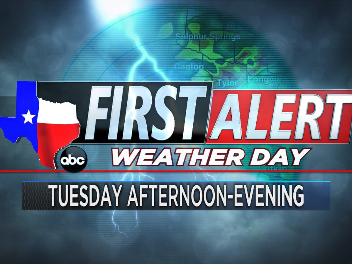 FIRST ALERT WEATHER: Scattered showers may result from strong cold front