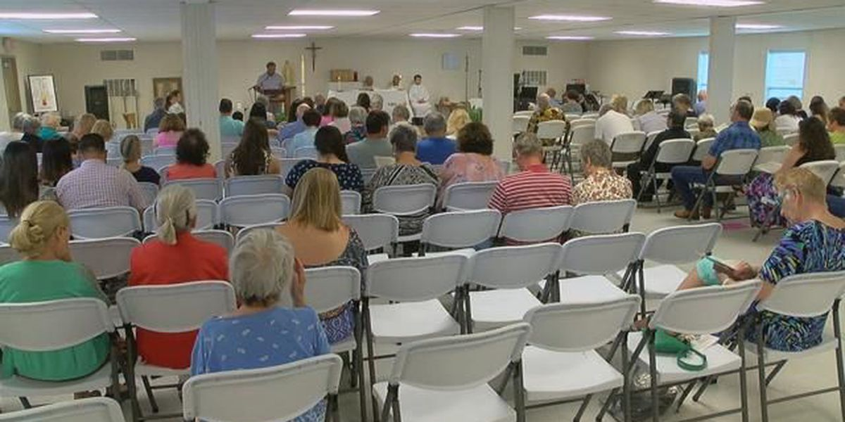 Power of Prayer: Congregation rebuilds after tornado
