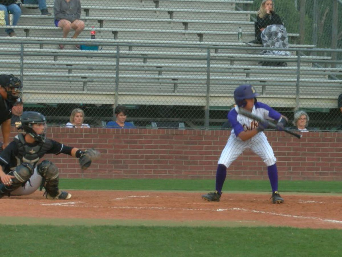 Lufkin closes out home schedule with 5-2 over Nac