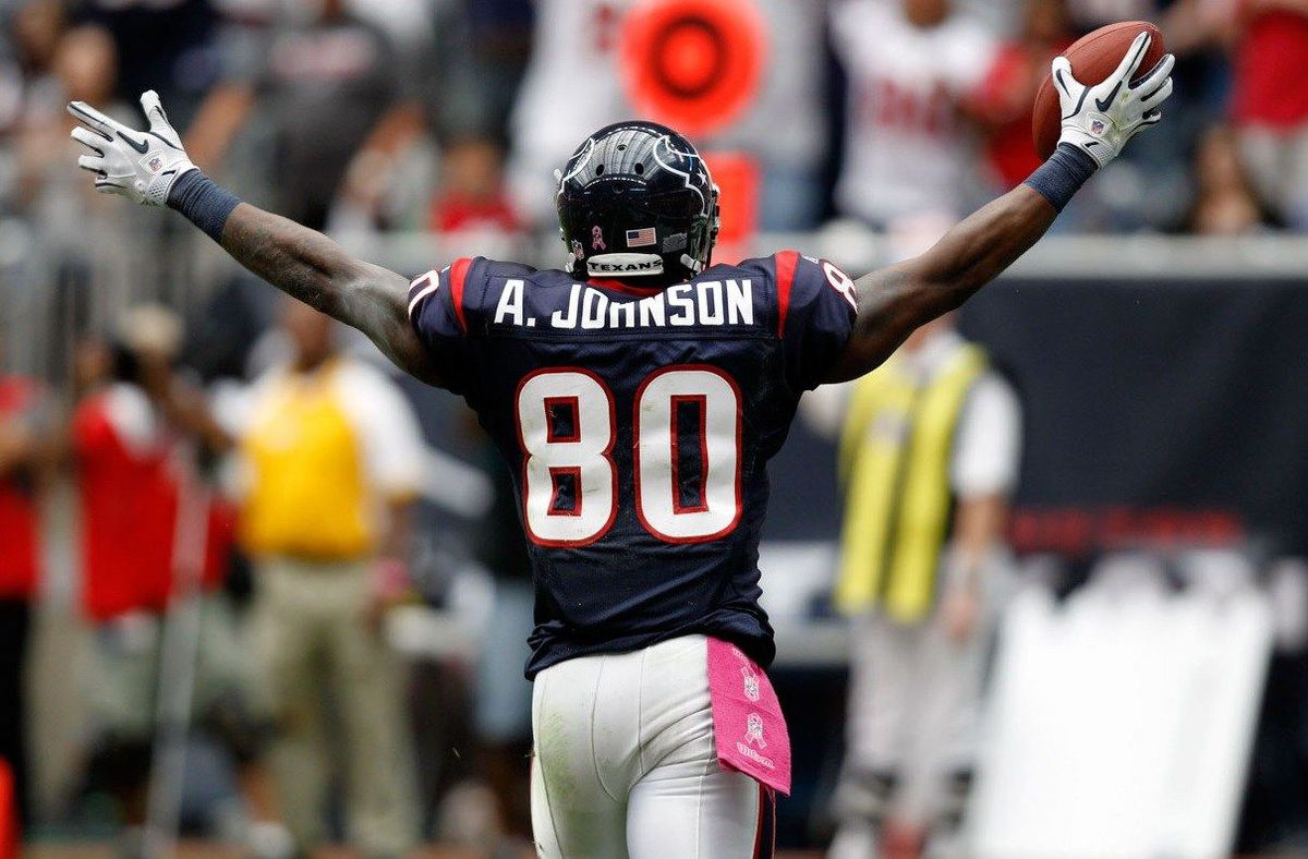Andre Johnson to sign one-day contract ...