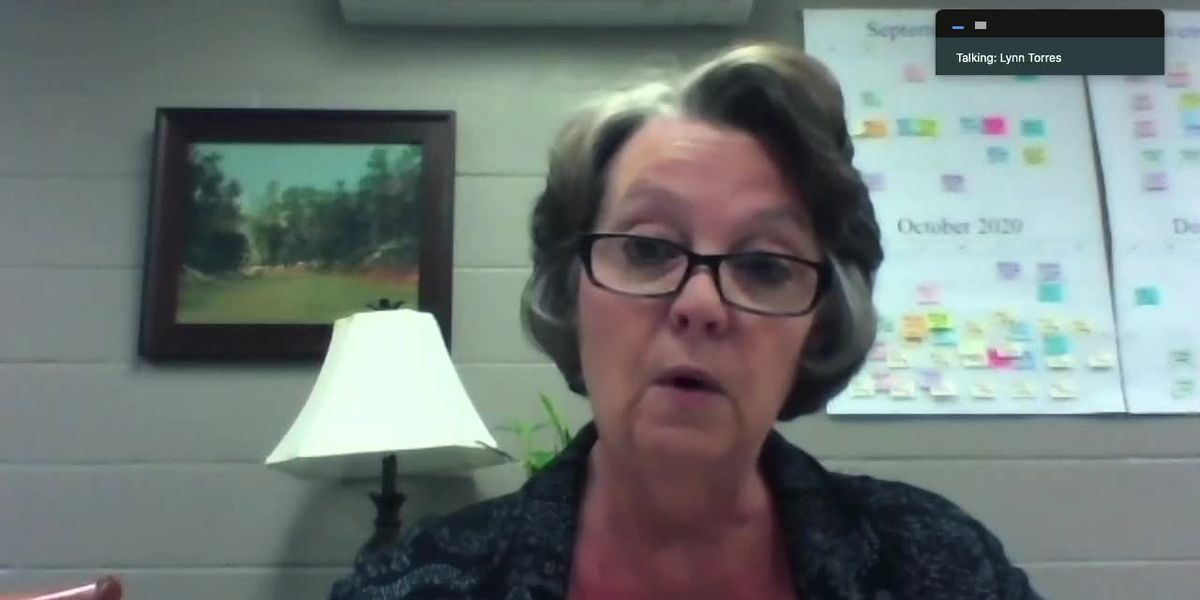 Lufkin ISD superintendent says 324 students have returned to face-to-face learning