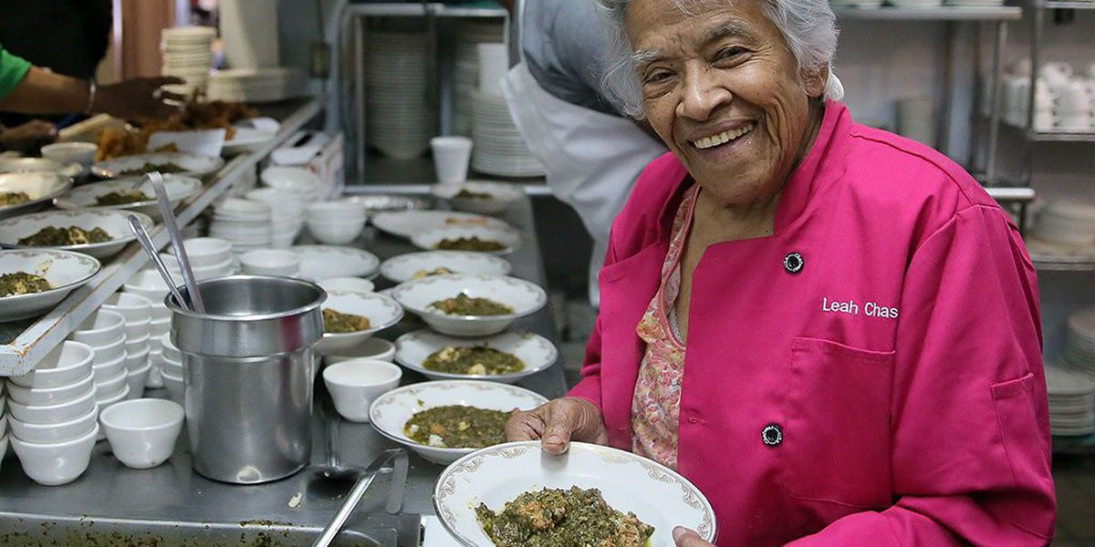 World reacts to death of legendary New Orleans Chef Leah Chase