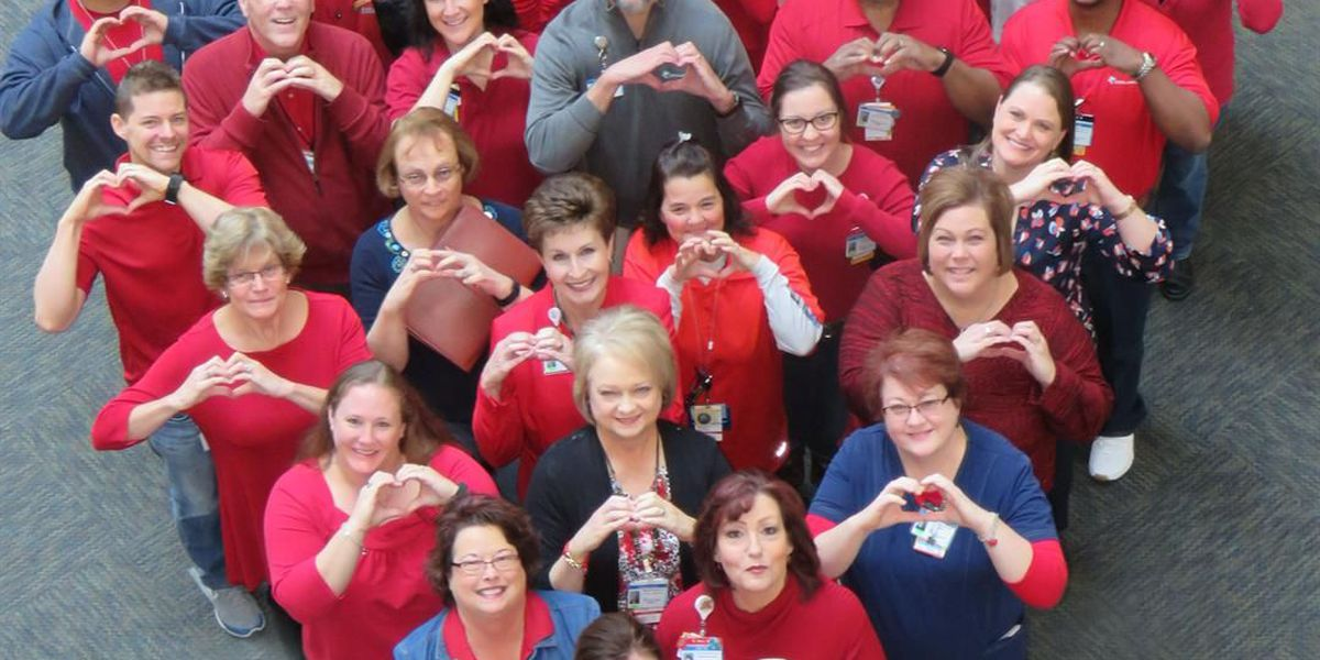 CHI Memorial kicks off National Heart Month with Go Red for Women