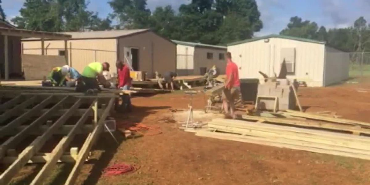 Tornado recovery continues at Alto ISD