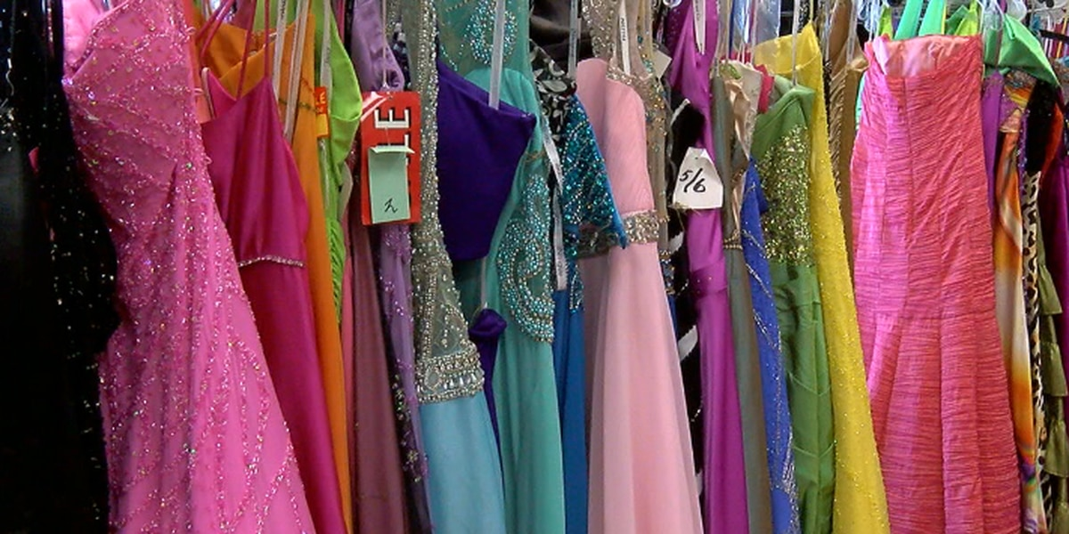 Prom Project in Lufkin offers to help teens in need of dress, advice for prom night