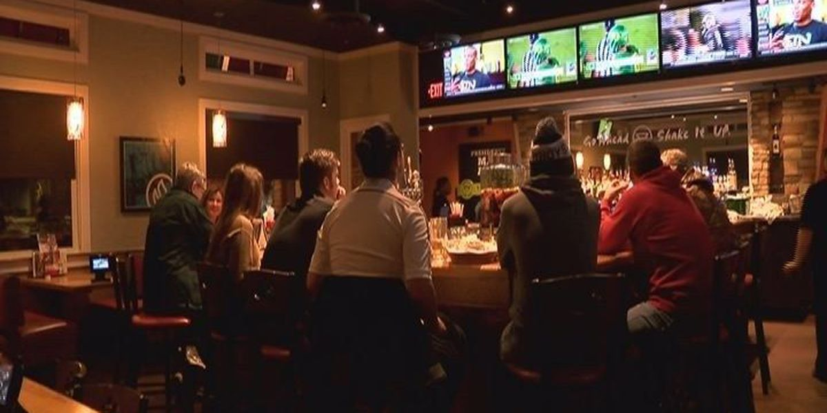 Lufkin college football fans react to first playoff