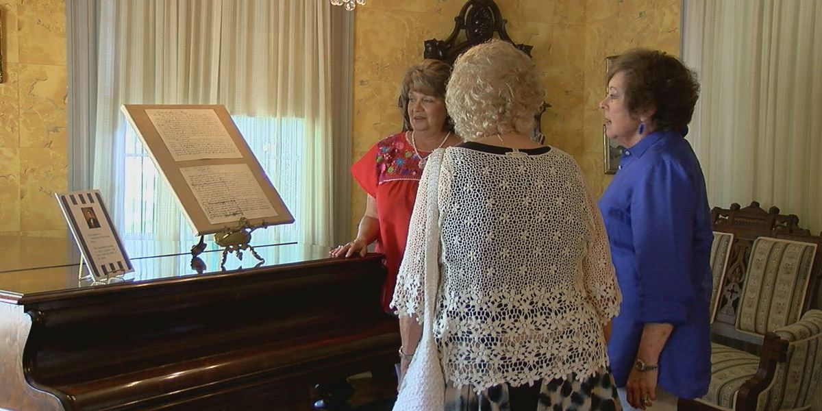 Daughters of the Republic of Texas gather for weekend celebration in San Augustine